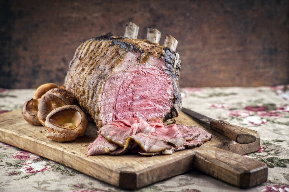 Image of cooked rib of beef