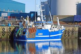 Image of trawler.