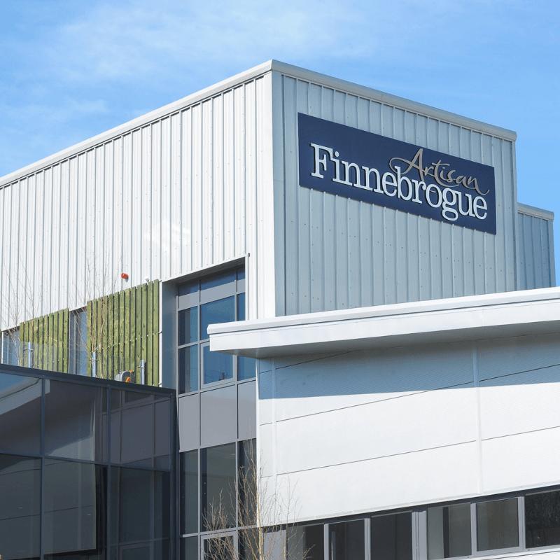 Image of Artisan Finnebrogue building.