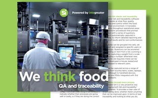 QA and traceability - brochure